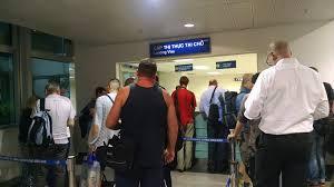 How to get visa at Vietnam airport?