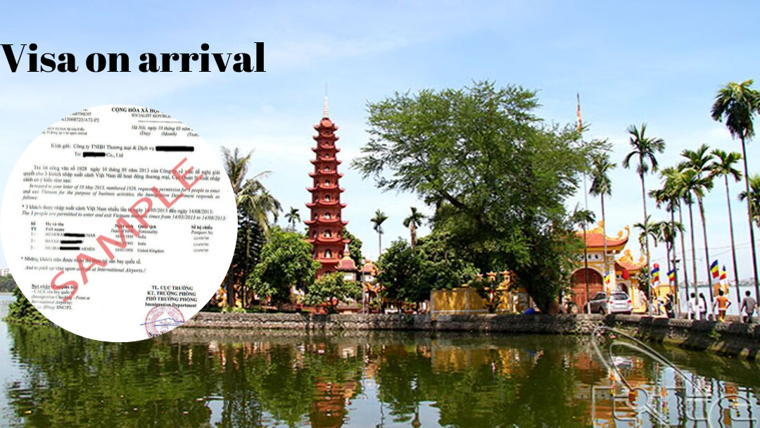 Vietnam evisa vs Visa on arrival