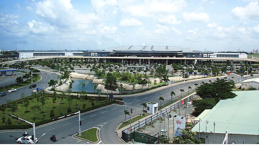 Tan Son Nhat airport