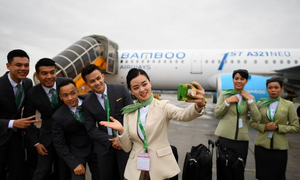 Bamboo Airways: first international route to Korea