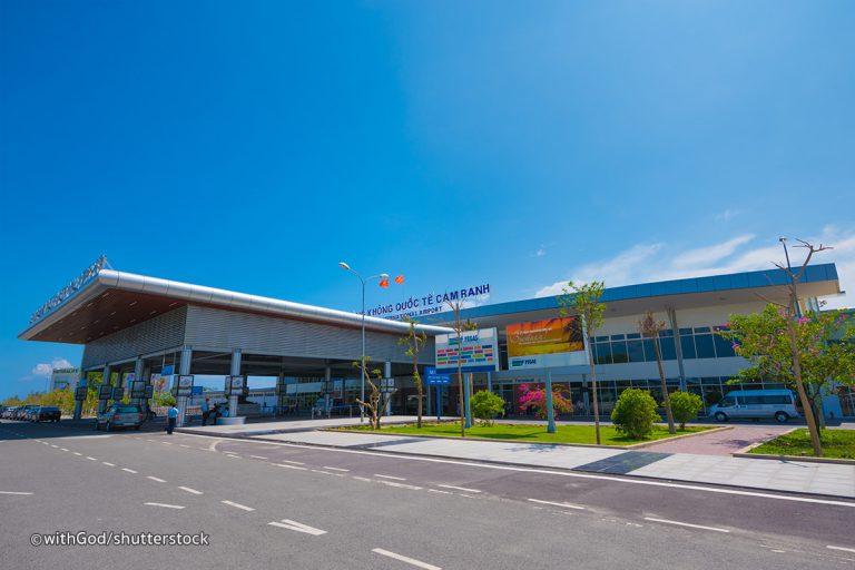 Cam Ranh airport, Nha Trang