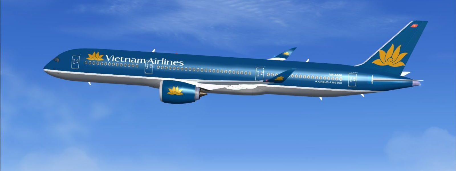 Vietnamairlines: direct route HCM city - Haikou city